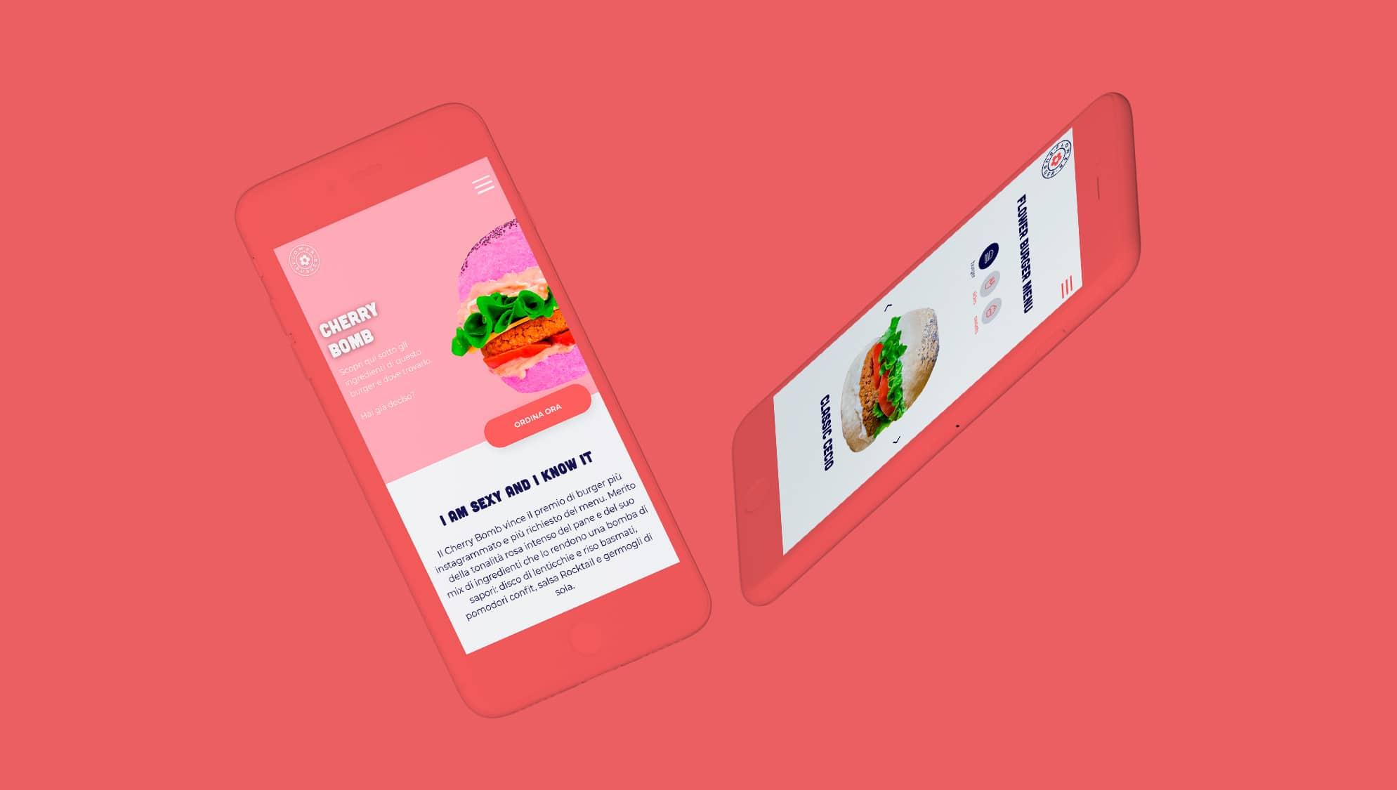 Flower Burger Digital Identity Project