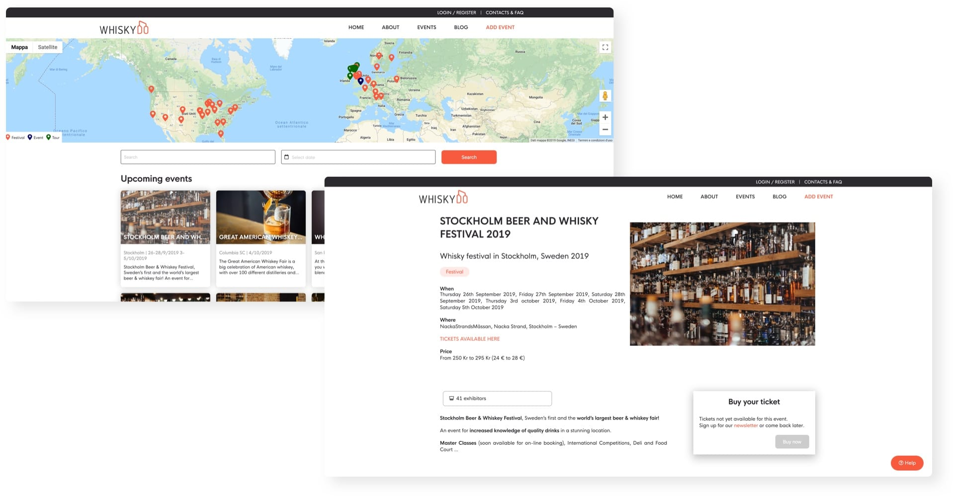 Whiskydo App Project