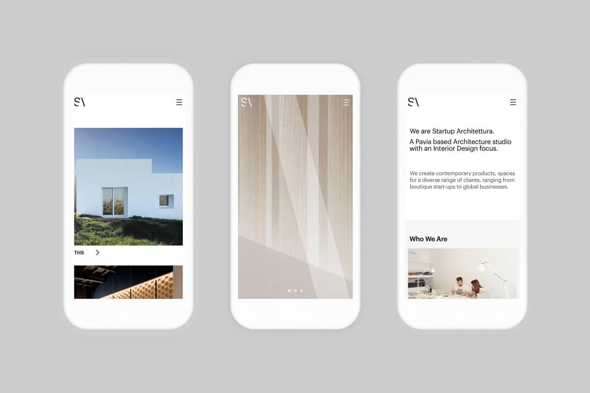 Branding studio architettura